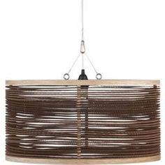 modern pendant lighting by CB2