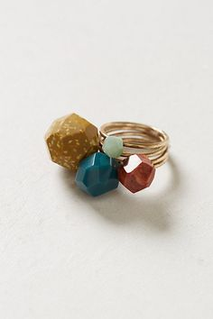Mariette Stacked Ring Set