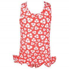 Swimwear Nutty Bathingsuit Red - 1