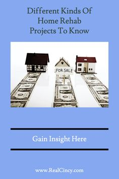 Different levels of rehab projects can lead to different level of knowledge requirements and different profit levels as this article explores. Real Estate Articles, Real Estate Information, Home Selling Tips, Home Buying Process, Mortgage Tips, First Time Home Buyers, Real Estate Investing, Home Improvement