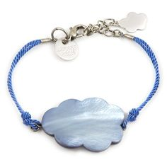 Dream on armband lavender - #applepiepieces #cloudnine #clouds #jewelry #cloud #sweet #wolk #cute
