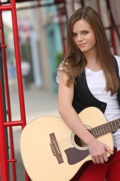 Tiffany Alvord is pretty much my biggest celebrity crush. Her music is the best