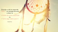 Confiar e Agradecer, para uma vida mais feliz! Michelle Phan, Dream Catcher, Ale, Home Decor, Happy, Information Technology, Fair Grounds, Truths, Articles