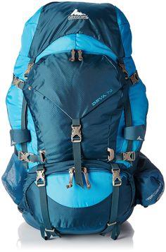 Gregory Deva 70 Technical Pack, Bodega Blue, Small