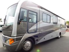 2006 Fleetwood PACE ARROW 36D in Colton, CA Motorhomes For Sale, Rvs For Sale, Vr, Recreational Vehicles, Arrow, Sleep, Campervans For Sale, Camper, Arrows