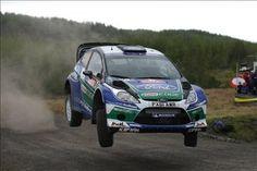 Jari-Matti Latvala (FIN) Miikka Anttila (FIN), Ford Fiesta RS WRC, Ford World Rally Team