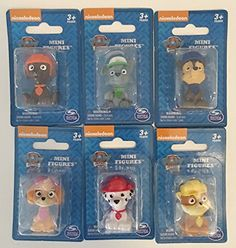 Nickelodeon Paw Patrol Mini Figurine/Cake Toppers ~ set o... http://www.amazon.com/dp/B01BFQ0OXA/ref=cm_sw_r_pi_dp_MPpmxb1YA4DHA