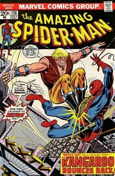 The Amazing Spider-Man #126 - November 1973