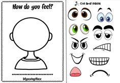 UNIT-4 (FEELINGS) - Bilgeceingilizce Emotions Preschool, Emotions Activities, Infant Activities, Preschool Activities, Preschool Curriculum, Preschool Classroom, Kindergarten Worksheets, Worksheets For Kids, Do You Feel