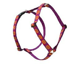 Large Dog Roman Harnesses Made in America