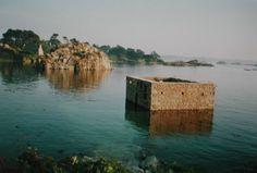 Moulin à marée du Birlot.   Avant...