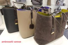 Leather bag by Gheradini Firenze fall/winter 2014/15