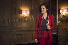 Caroline Dhavernas as Alana Bloom in Hannibal S03E08: 'The Great Red Dragon'