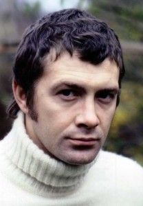 Lewis Collins - English Actor. Cremated, Green Hills Memorial Park, Rancho Palos Verdes, Los Angeles, California, USA