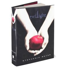 Twilight Hardcover Book- Jacqueline ❤ liked on Polyvore featuring twilight, books, extras, livros and photos