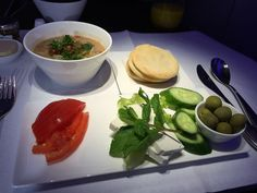 Is Dine On Demand In Business Class The Future? #BusinessClass, #CathayPacific, #DineOnDemand, #Luxury, #Oneworld, #Premium, #Qantas, #QatarAirways, #Restaurant