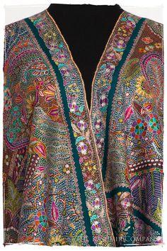 Kashmiri Suits, Kashmiri Shawls, Cashmere Shawl, Pashmina Shawl, Traditional Sarees, Indian Designer Wear, Sweater Coats, Couture, Womens Scarves
