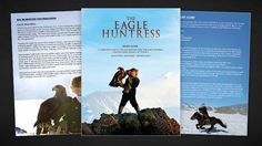 We just watched The Eagle Huntress, a new documentary from Sony Pictures Classics, and we're really excited about all the ways we can use it to teach!