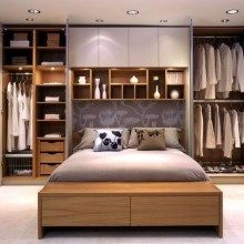 Small Master Bedroom Ideas On A Budget Diy Closet organization Elegant Bedroom Storage Ideas Wardrobes On Either Side Of the Bed and Small Bedroom Ideas For Couples, Master Bedroom Closet, Bedroom Furniture Design, Bedroom Design, Diy Bedroom Storage, Small Master Bedroom, Elegant Bedroom, Closet Small Bedroom, Small Bedroom