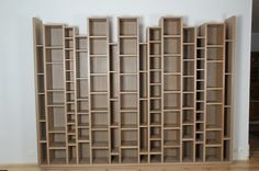 Designermade specialises in creating one-of-a-kind bookcases in a variety of sizes, styles and materials . We can create a great combination of shelves and cupboards to highlight your collection.