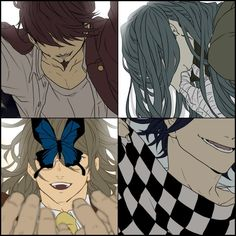 *cries because none of them deserved to die* F*CK YOU TSUMUGI SHIROGANE! YOU B TO I TO THE TCH