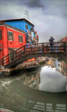Isola Burano Venezia