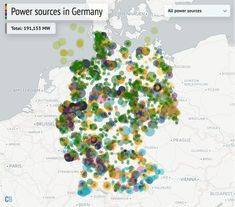 How Germany generates its electricity