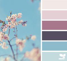#Farbschema für die Hochzeit