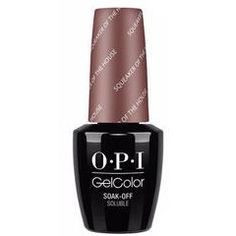 OPI GelColor Washington DC Collection Squeaker Of the House GCW60. Fun color for both toes and fingers Won't chip or peel Lots of shine and seal to protect your nails and give them fabulous color