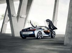 BMW i8 Spyder (Hybrid)