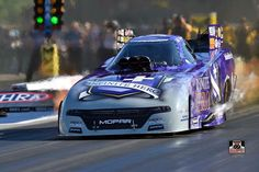 Jack Beckman & Team Racing at Bristol Tennessee for the Thunder Valley National's in the Infinite Hero T/F F/C