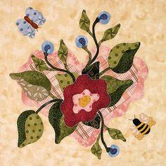 blk #3 Heart Bouquet