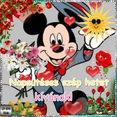Betty Boop, Beautiful Roses, Good Morning, Minnie Mouse, About Me Blog, Birthday, Kids, Happy Birthday, Figurative