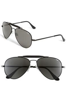 Randolph Engineering 'Sportsman' 57mm Sunglasses | Nordstrom