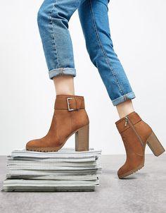 Zapatos de mujer   Bershka España
