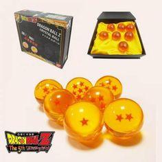Buscalibre.com | DragonBall Z Esferas del Dragón con caja de regalo... Simplemente las necesito! :B