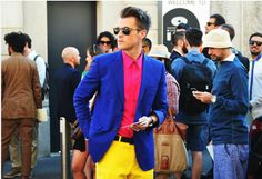 ALL TIME FAVORITE Brad Goreski outfit #fashion #menswear