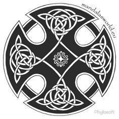 Celtic Knot 1, by Phylosoft.