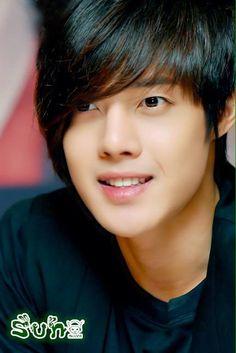 Kim Hyun joong cute