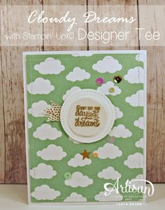 Tinkerin In Ink with Tanya: Stampin Addicts 2017 SAB Blog Hop: Designer Tee