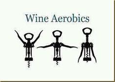 My kind of aerobics :)