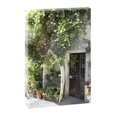 Top Bilder Kunstdruck auf Leinwand XXLToskana-100cm*65cm V0420401