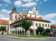Town hall in Levoca, Slovakia Green Valley, Town Hall, Czech Republic, Small Towns, Hungary, Castles, Poland, Minecraft, Travelling
