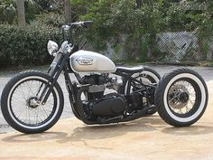 Mid-Missouri Motorcycle Customs Triumph Trike