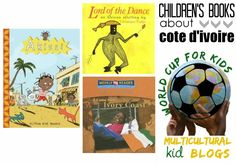 Children's Books about Cote d'Ivoire | World Cup for Kids Project