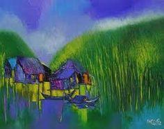 """Résultat de recherche d'images pour """"peintures vietnamiennes"""""""
