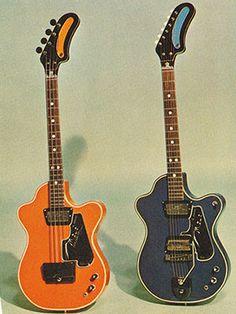 Image result for wandre guitar