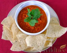 Who wants a Cinco De Mayo recipe?!?   Roasted Fiesta Salsa! Made with our Fiesta Salsa Blend!!    www.Facebook.com/wildtreeofficial