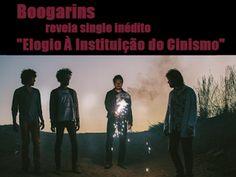 Canal Electro Rock News: Boogarins revela single inédito Elogio À Instituição do Cinismo
