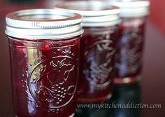 Plum Jam recipe (I'm going to have thousands of plums soon..)